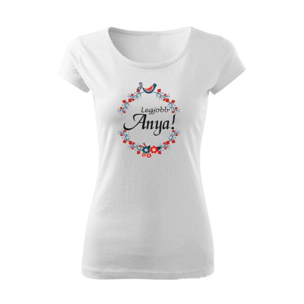 Legjobb anya mintás póló