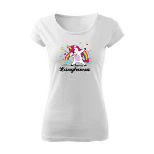 Andrea Lánybúcsú női póló