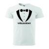 Vőlegény -elegáns legénybúcsú póló