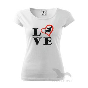 Love chivava póló