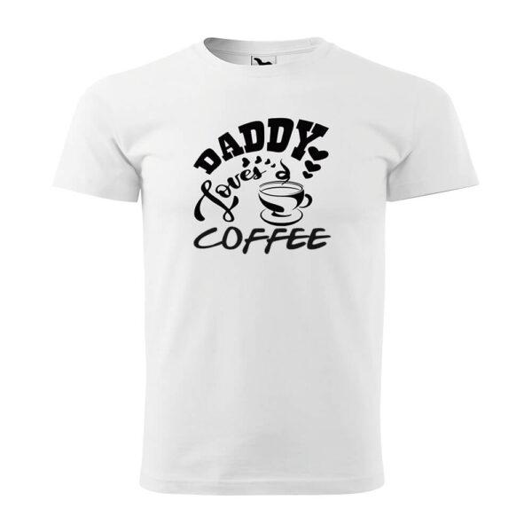 Daddy Love Coffee póló