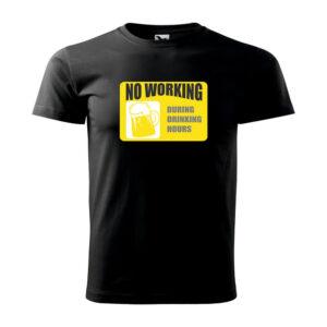 No working póló